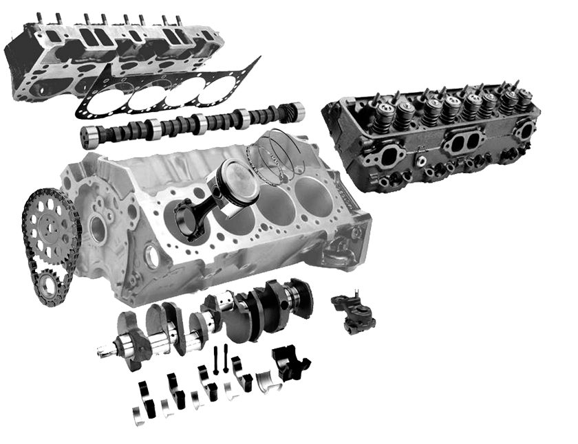 Industrial Engines, Exchange Engines & Generator Parts - Wolter ...