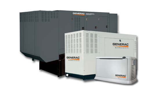 Solutions of Excellence - in <span>Standby Generators</span>
