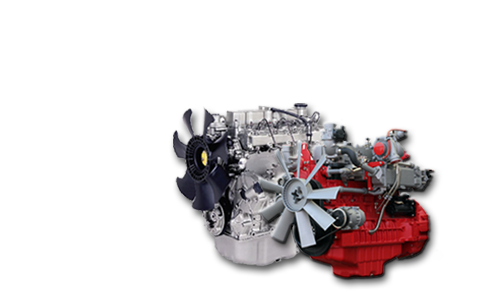 Solutions of Excellence - in <span>Industrial Engines</span>