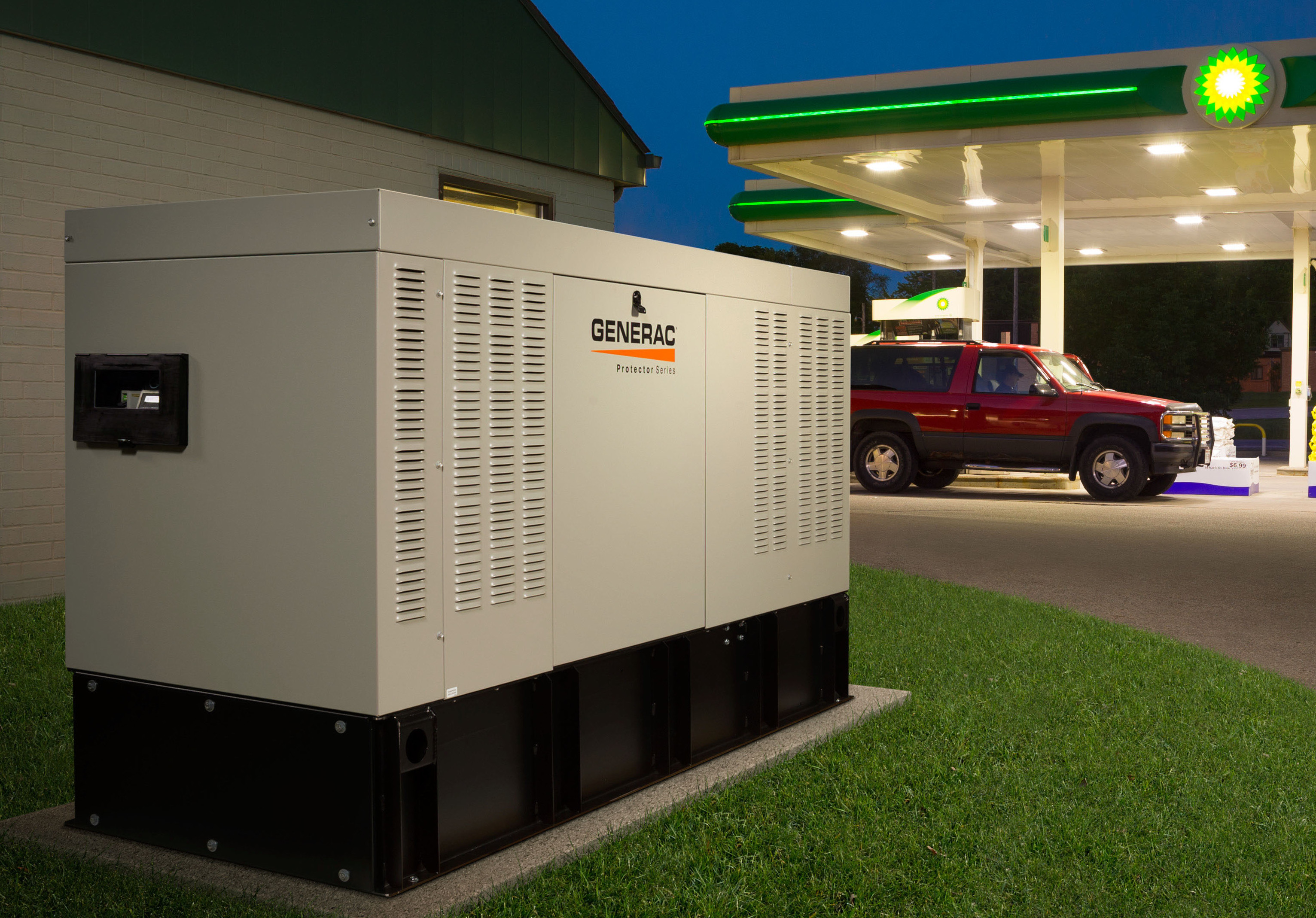 Generac mercial Diesel Standby Generator Wolter Power Systems