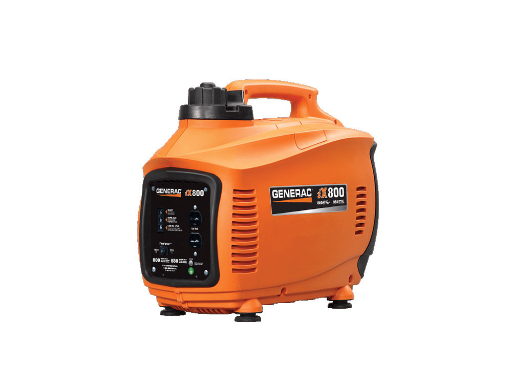 Generac power systems portable Generator Owner s manual